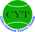 Cheltenham Youth Tennis Logo